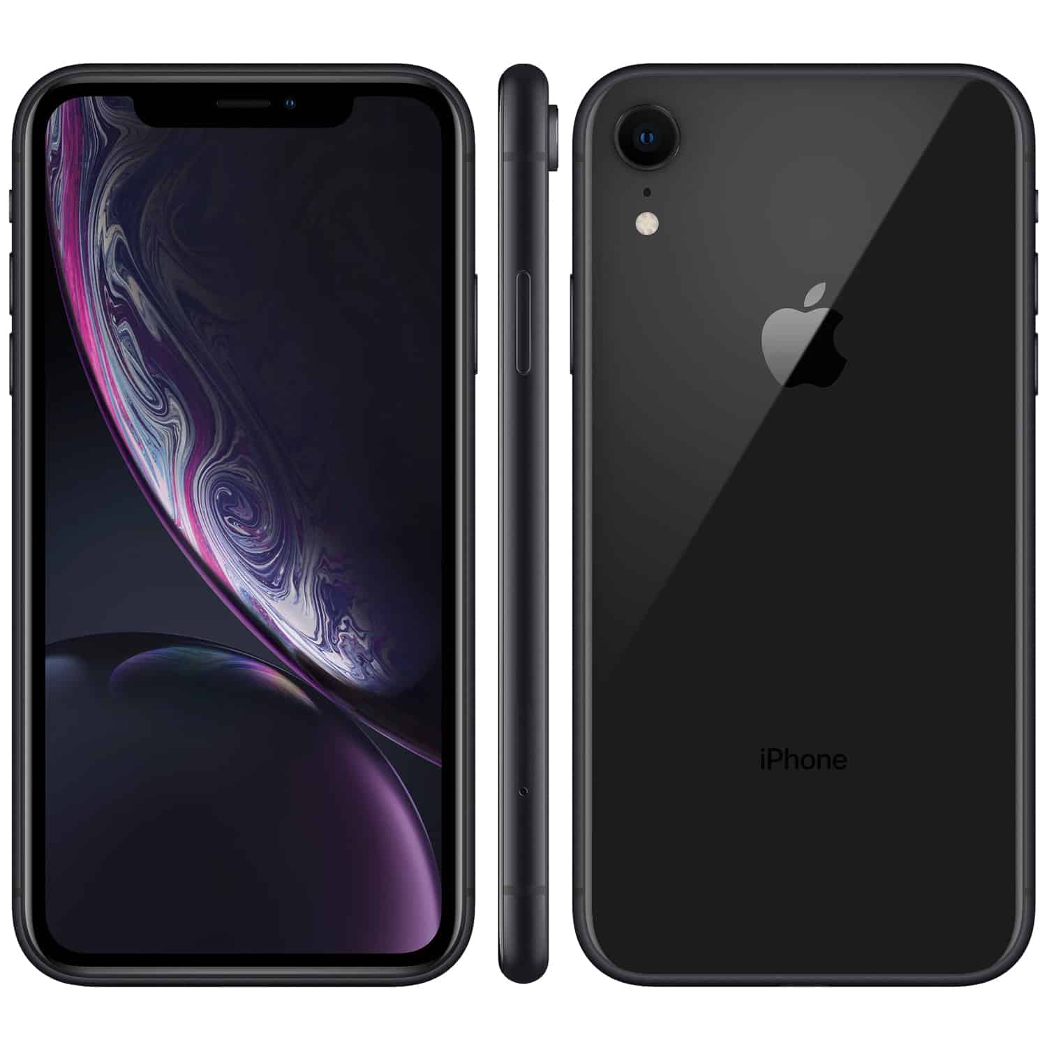 iPhone-Xr-zwart-2