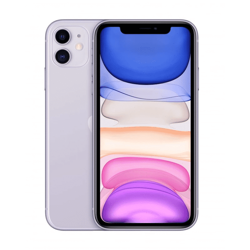iphone 11 paars