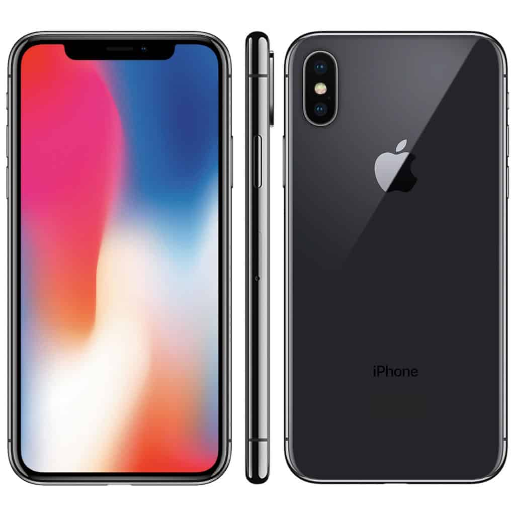 iphone x space grey 1`1